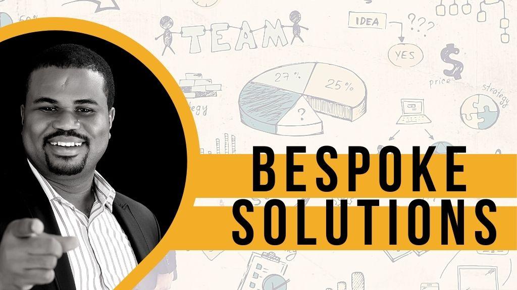 John-Paul Iwuoha -- Bespoke Solutions