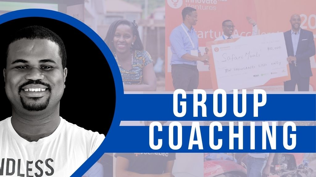 John-Paul Iwuoha -- Group Coaching -- The Insiders