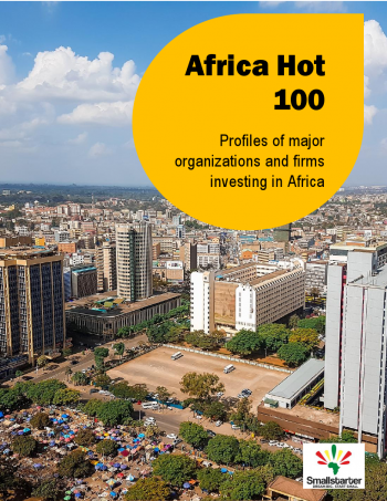 Extra 1 -- Africa Hot 100 -- Profiles of Major Organisations and Firms investing in Africa